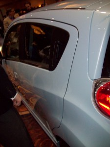 Chevy Spark EV 7