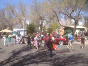 Idlewild Park in Reno Earth Day 2013 001