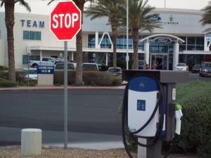 Nissan Dealership Las Vegas >> Nevada Electric Vehicle Accelerator