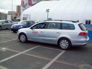 Bosch Autonomous Parking Demo3