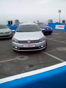 Bosch Autonomous Parking Demo4