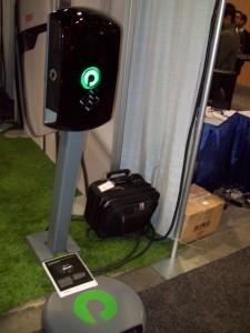 Bosch Evatran Wireless Inductive Charging Pad.