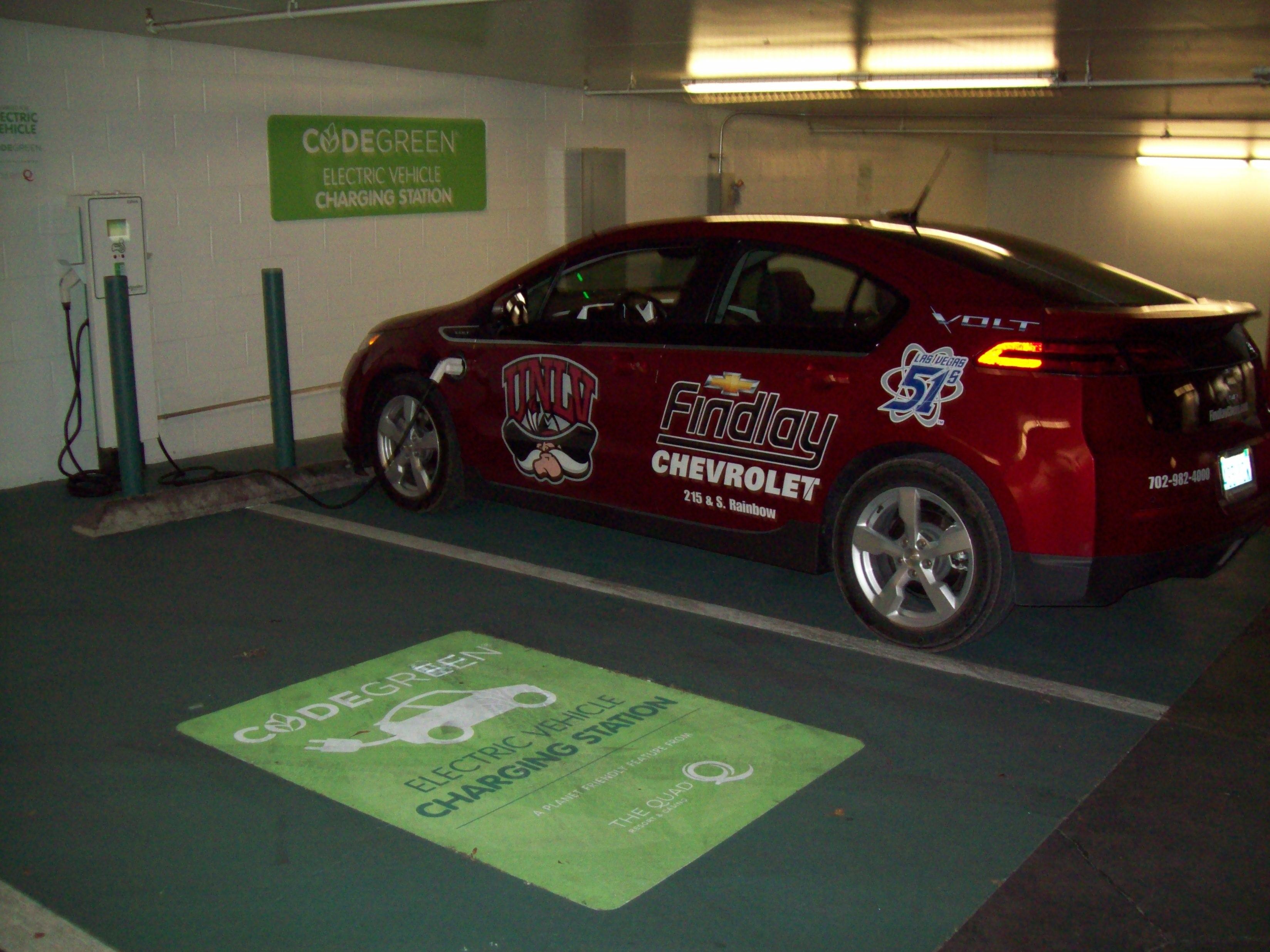 Las Vegas Electric Car Charging Stations
