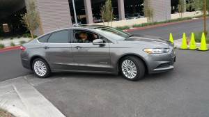 Greenfest 2015 Ford Fusion Hybrid