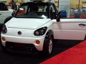 MyCar NEV from GreenTech Automotive will be manufactured in Mississippi.