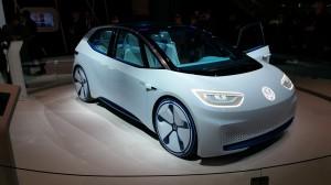 Volkswagen ID concept car