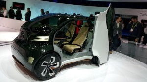 Honda NeuV self-driving concept car