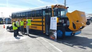 Electric School Bus Showcased by Adomani