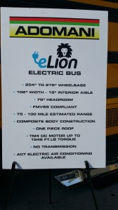 Electric School Bus Specifications by Adomani