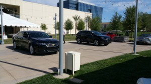 Other clean energy cars at GreenFest 2017 included a 2016 Chevrolet Impala converted by Southwest Gas to run on methane natural gas. Lexus of Las Vegas also provided three luxury hybrid vehicles.