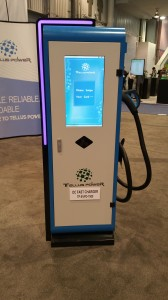 Tellus DC Fast Charge Station