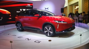 XPeng Electric SUV Indenty X Concept
