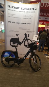Ford Motor Company Brand Partner Shows E-bike